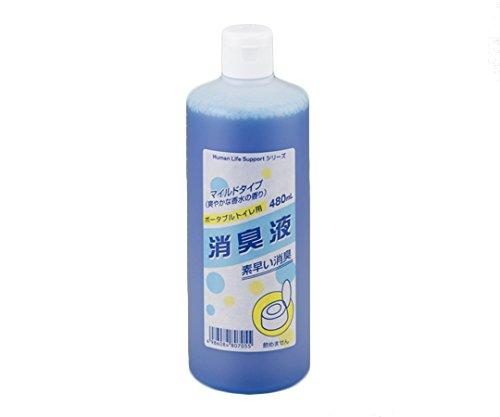 ポータブルトイレ用消臭液 480ml