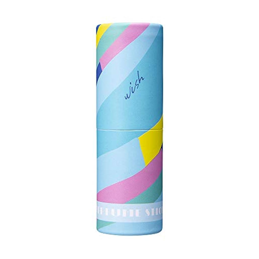 ジュラシックパーク厚さ沼地パフュームスティック ウィッシュ ホワイトフラワー&シャボンの香り オリジナルデザイン 5g