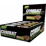 コンバットクランチバー 12本 (Combat Crunch Bars 12 Bars) (ホワイトチョコレートラズベリー) [並行輸入品]