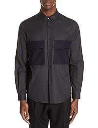 (トゥモーローランド) TOMORROWLAND メンズ トップス シャツ Gabardine Woven Shirt [並行輸入品]