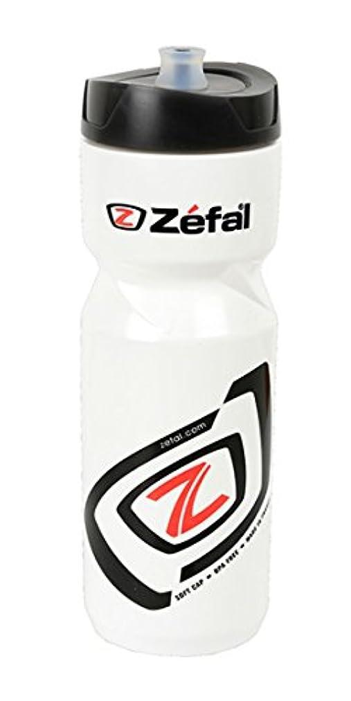 価格空境界Zefal M80 Sense Polypropylene Soft Screw Cap Bottle - 800 ml, White by Zefal