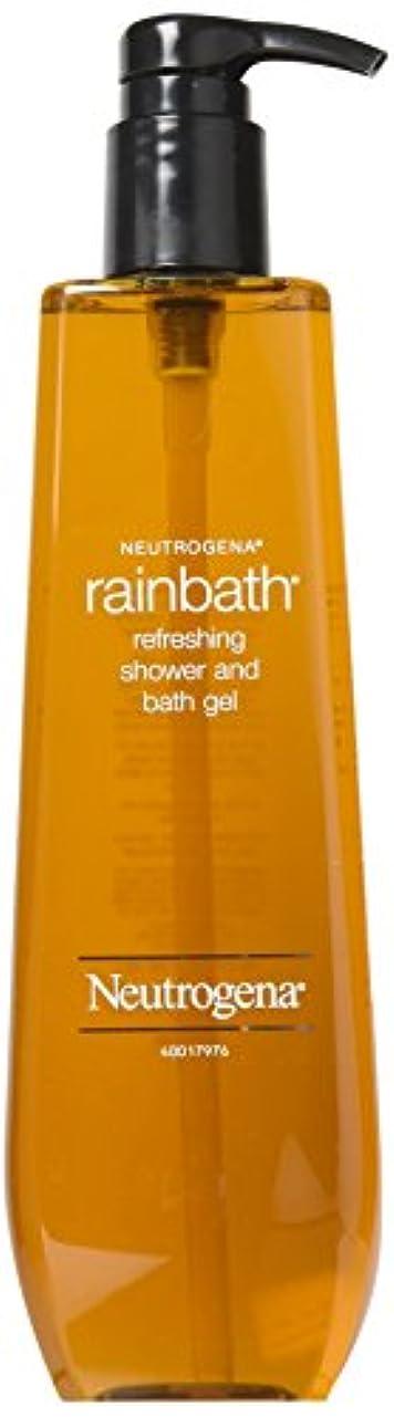 ダーベビルのテス体系的に自然Wholesale Lot Neutrogena Rain Bath Refreshing Shower and Bath Gel, 40oz by SSW Wholesalers