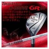 TOURSTAGE(ツアーステージ) X-DRIVE GR 2012 ユーティリティ Tour AD B12-03u カーボン