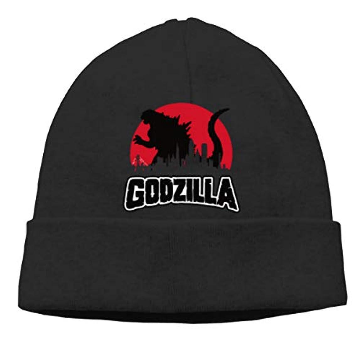 誤解を招くエッセイマイナーゴジラ Godzilla 未知の生き物 チ性抜群 通気性抜群 柔らかい 防風 無地 優れた弾力性 フェードしません 男性用と女性用のキャップ