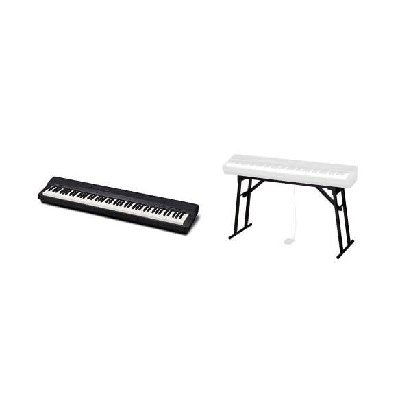 カシオ 電子ピアノ プリヴィア PX-160BK...の商品画像