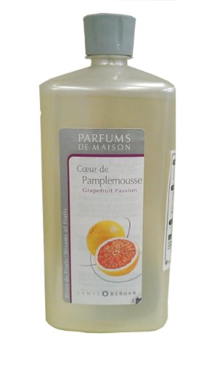 【LAMP BERGER】France1000ml/Aroma Oil●Grapefruit Passion●グレープフルーツ