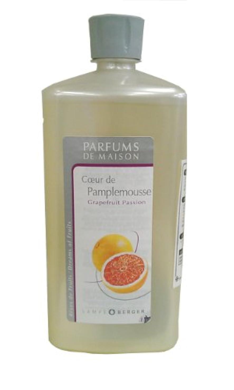 シチリア谷特異な【LAMP BERGER】France1000ml/Aroma Oil●Grapefruit Passion●グレープフルーツ