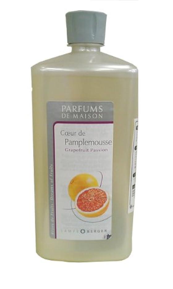デジタル塩辛い速度【LAMP BERGER】France1000ml/Aroma Oil●Grapefruit Passion●グレープフルーツ