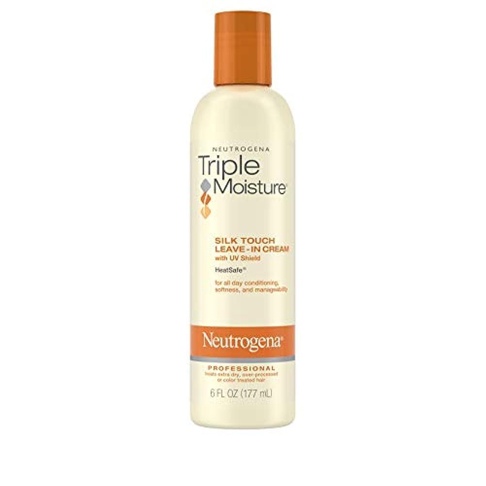 Neutrogena Triple Moisture Silk Touch Leave-In Cream 175 ml (並行輸入品)