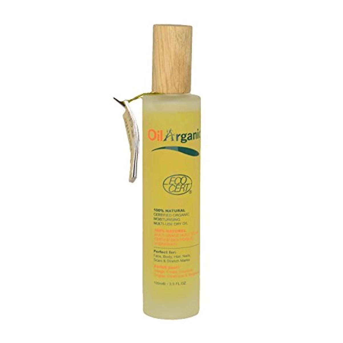 遺産できた小切手OilArganic Multi-Use Dry Oil (Pack of 2) - Oilarganicマルチユース乾性油 (x2) [並行輸入品]