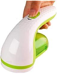 Wei Zhe- ファブリックシェーバー - リントリムーバー衣類シェーバーポータブルリチャージブルボブファブリックシェーバー剃刀 携帯用かみそり