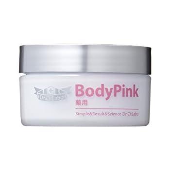ドクターシーラボ 薬用ボディ・ピンク ボディクリーム 単品 50g