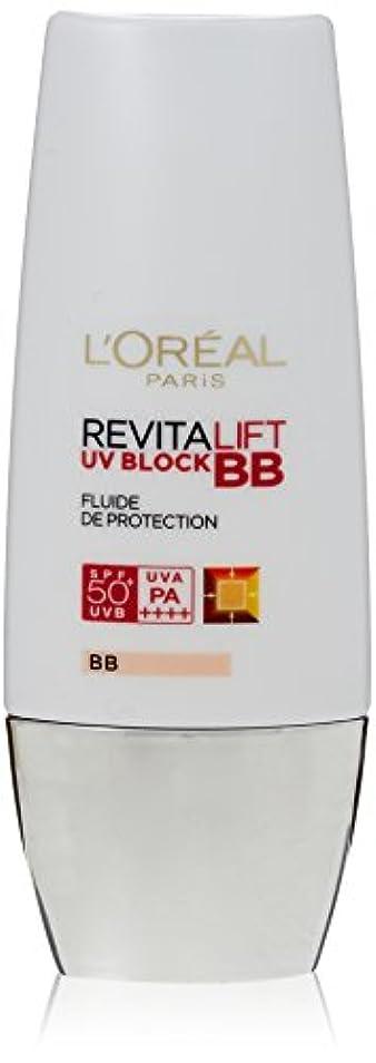 膨らみ首戸惑うロレアル パリ RVL UV ブロック BB