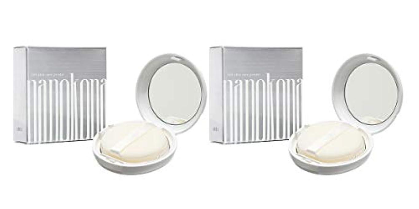 ジャンプシニスソケット【お得な2個セット】水橋保寿堂製薬 パウダー美容液 ナノコナ 10g