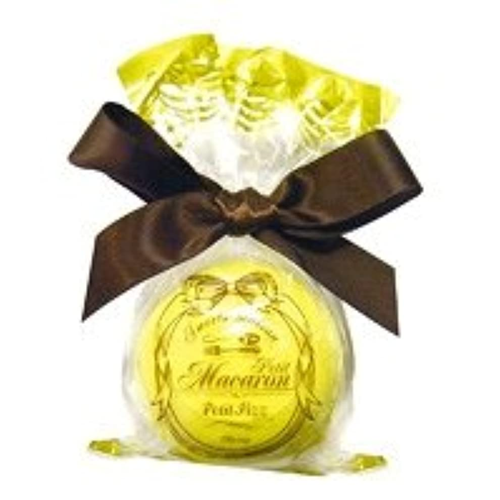 出演者ハイライト中傷スウィーツメゾン プチマカロンフィズ「イエロー」12個セット フレッシュなグレープフルーツの香り
