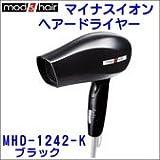 モッズ・ヘア MHD1242K マイナスイオン ヘアドライヤー ブラック