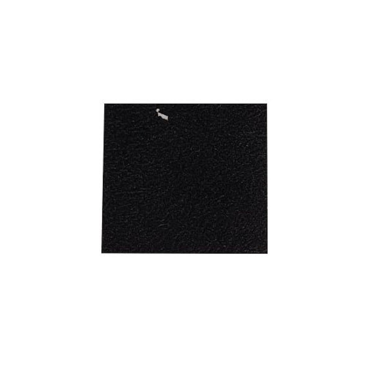 ゴールデンプラス発行するピカエース ネイル用パウダー カラー純銀箔 #620 黒色 3.5㎜角×5枚