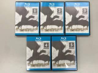 ゲーム・オブ・スローンズ 第三章 戦乱の嵐-前編- ブルーレイ 全5巻セット