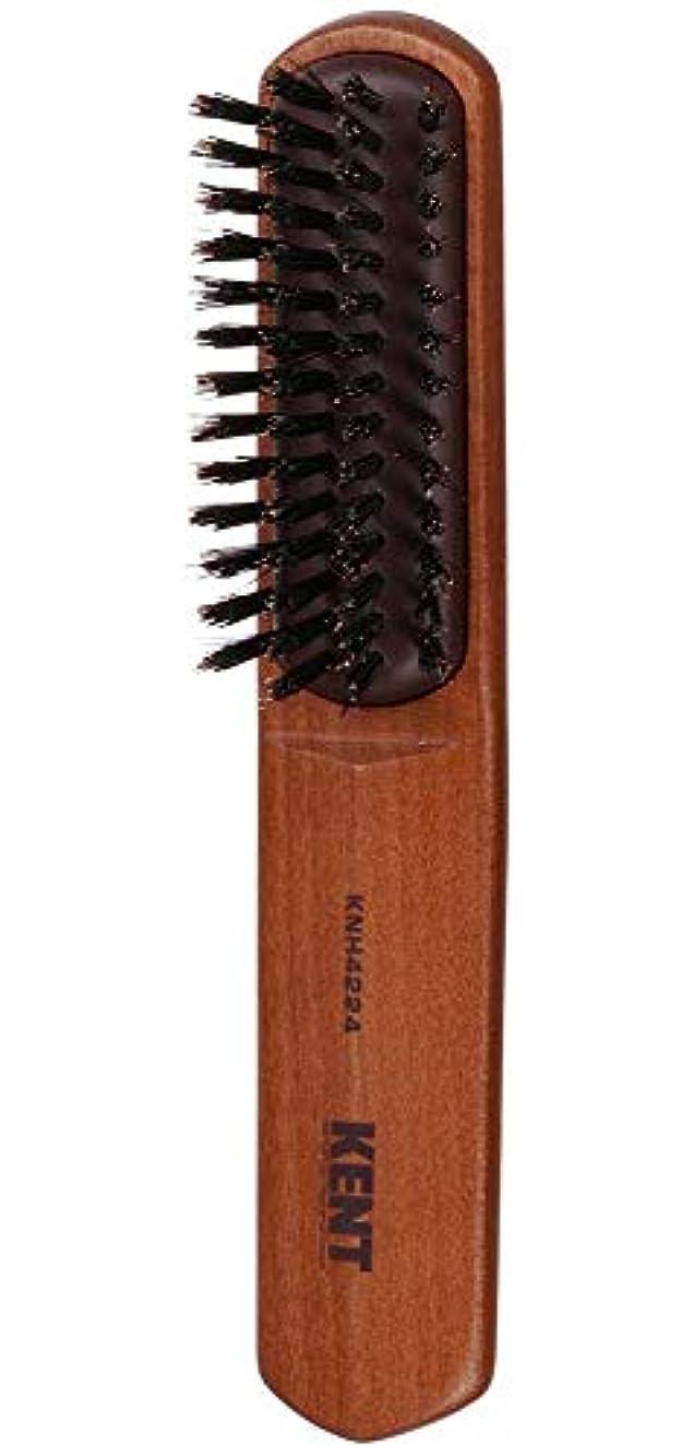 フラグラント知恵が欲しいKENT メンズ ブラッシングブラシ[スモールサイズ/豚毛ふつう]KNH-4224