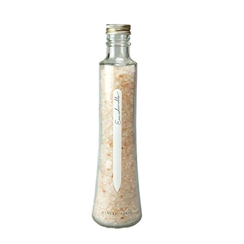 行き当たりばったりつま先移植グラーストウキョウ フレグランスソルト(浴用、12回分ボトル) Eau admirable 360g