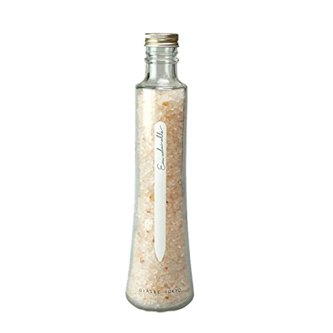 乳製品違反する隙間グラーストウキョウ フレグランスソルト(浴用、12回分ボトル) Eau admirable 360g