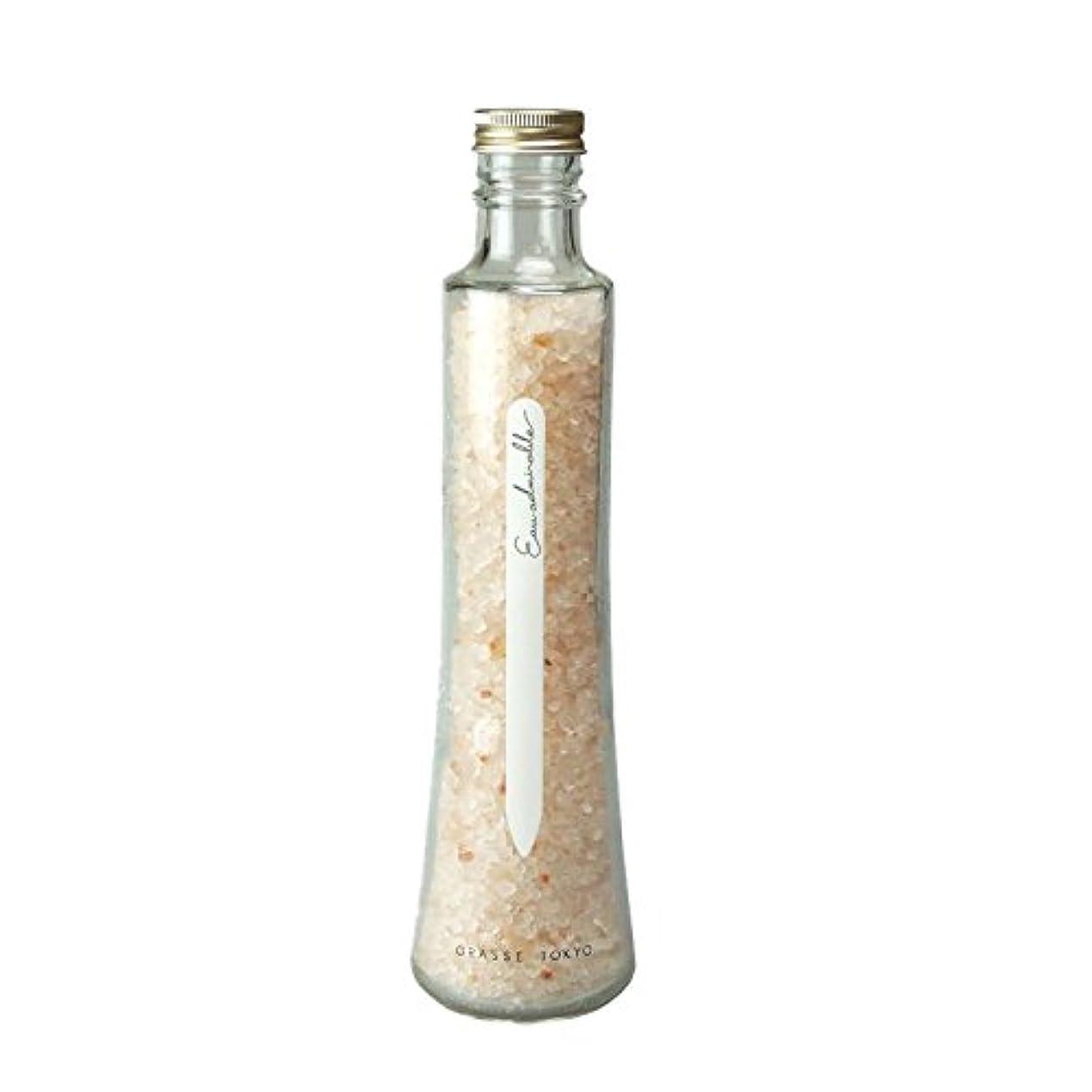 アクロバット愛国的な統合するグラーストウキョウ フレグランスソルト(浴用、12回分ボトル) Eau admirable 360g