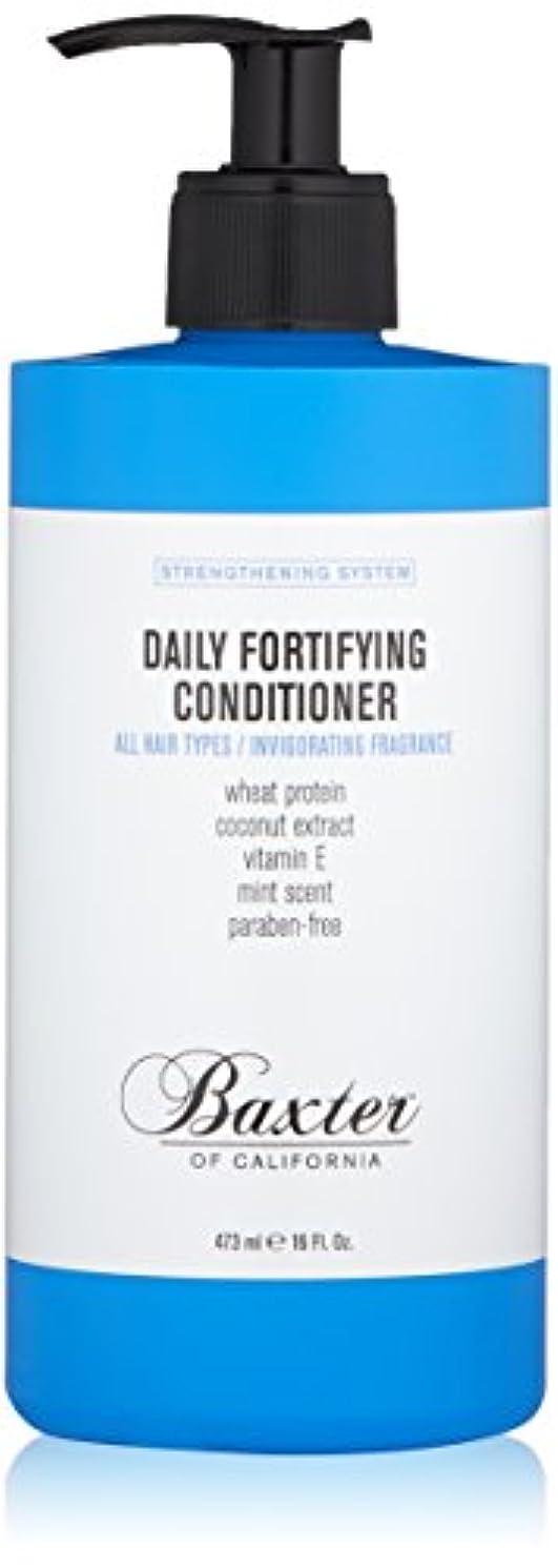 急ぐ一口垂直バクスターオブカリフォルニア Strengthening System Daily Fortifying Conditioner (All Hair Types) 473ml