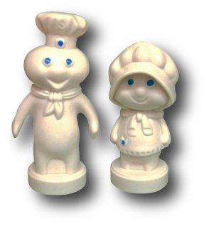 RoomClip商品情報 - ドゥーボーイ  ソルト&ペッパーSPセット キッチン雑貨 Pillsbury アメリカン雑貨アメリカン雑貨