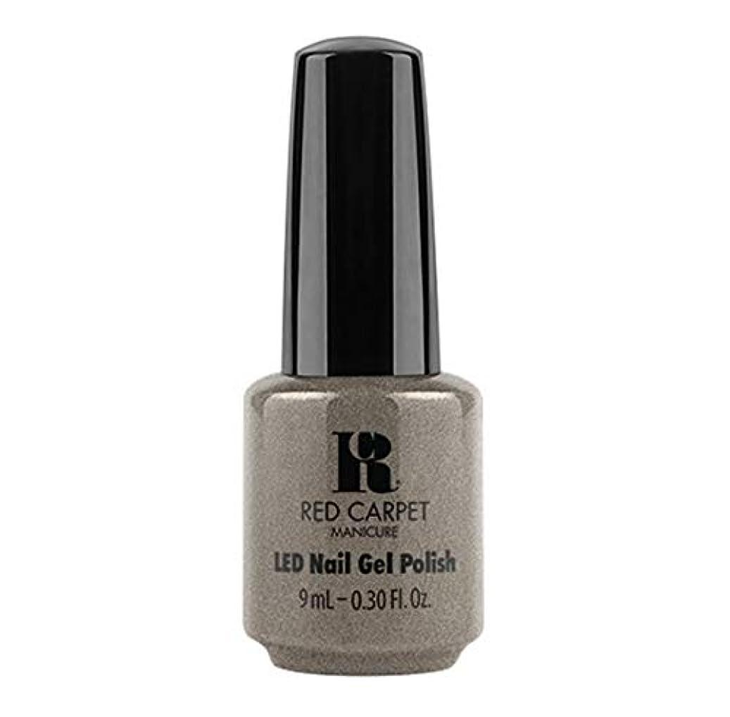 ビジュアル浴ぶどうRed Carpet Manicure - LED Nail Gel Polish - Hustle Is Real - 9ml / 0.30oz