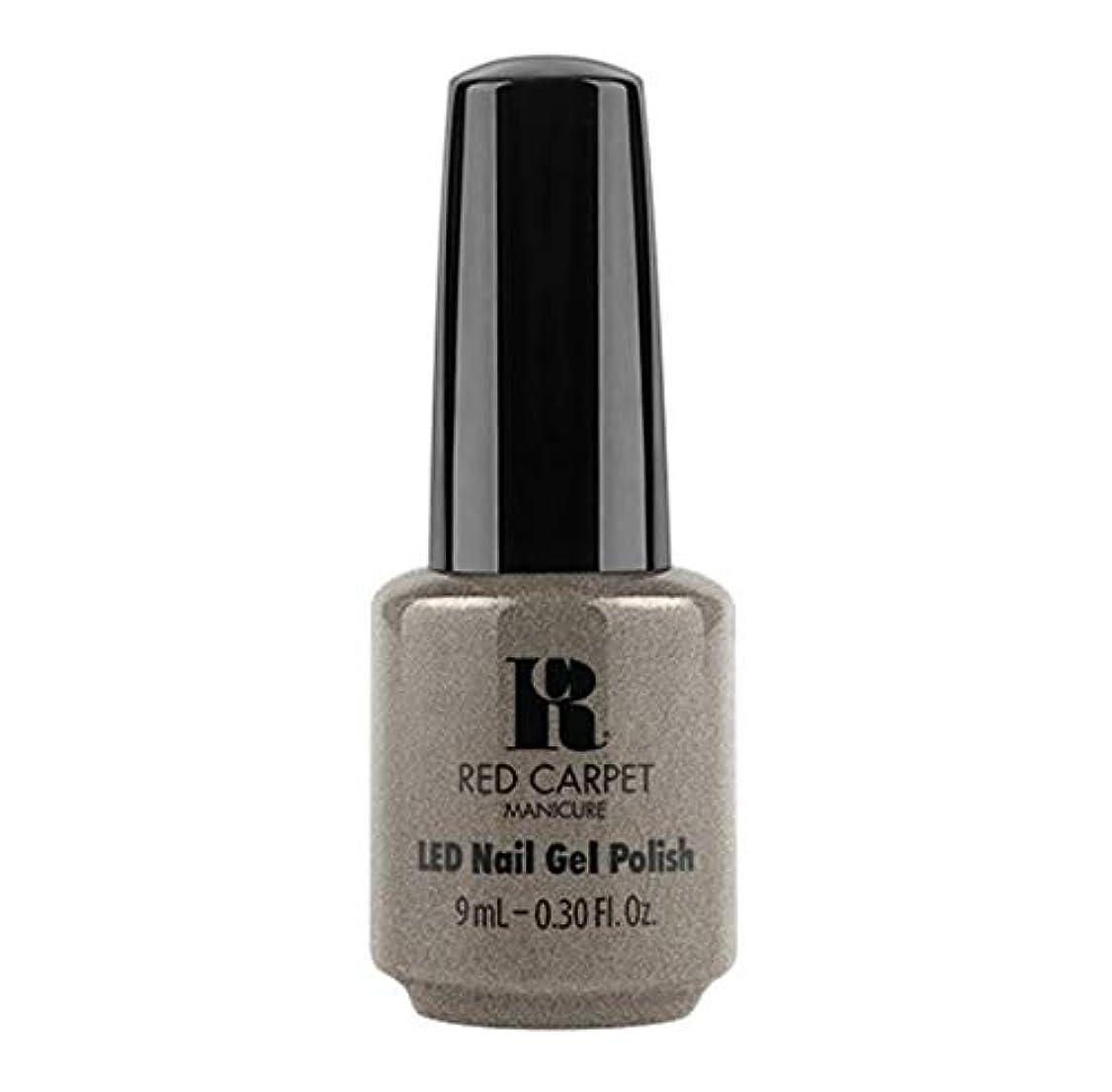 些細な政権野心Red Carpet Manicure - LED Nail Gel Polish - Hustle Is Real - 9ml / 0.30oz