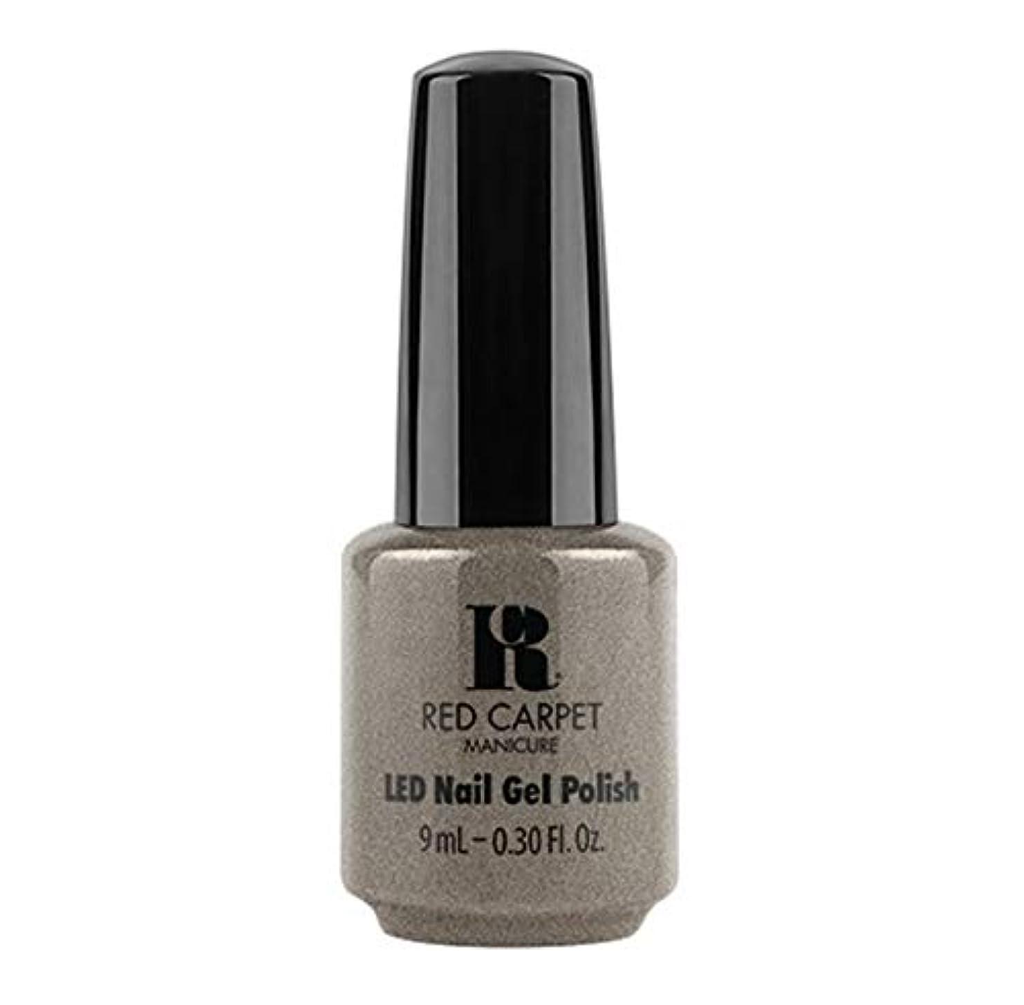 スーツケースパイント谷Red Carpet Manicure - LED Nail Gel Polish - Hustle Is Real - 9ml / 0.30oz