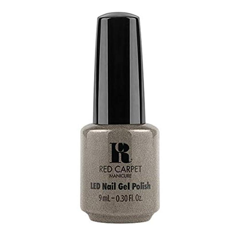規模洗剤収縮Red Carpet Manicure - LED Nail Gel Polish - Hustle Is Real - 9ml / 0.30oz
