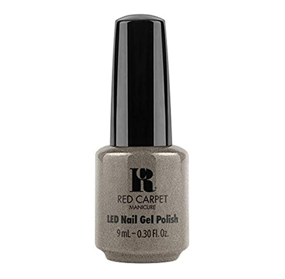 認知傾くアデレードRed Carpet Manicure - LED Nail Gel Polish - Hustle Is Real - 9ml / 0.30oz