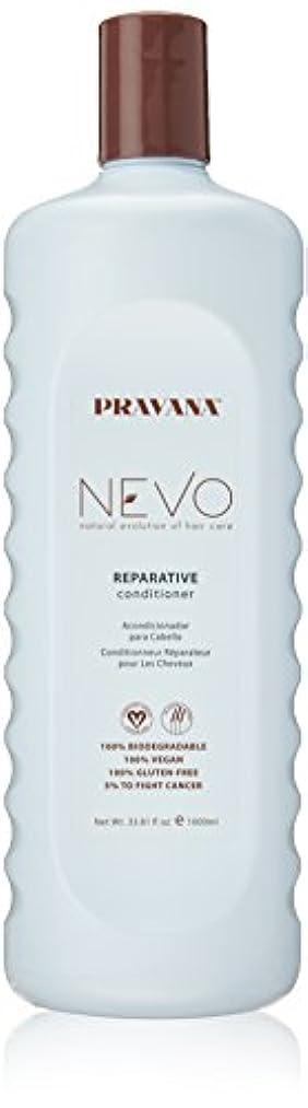 温帯ご近所先Pravana Nevo Reparative Conditioner 33.81 Oz/1000ml by Pravana
