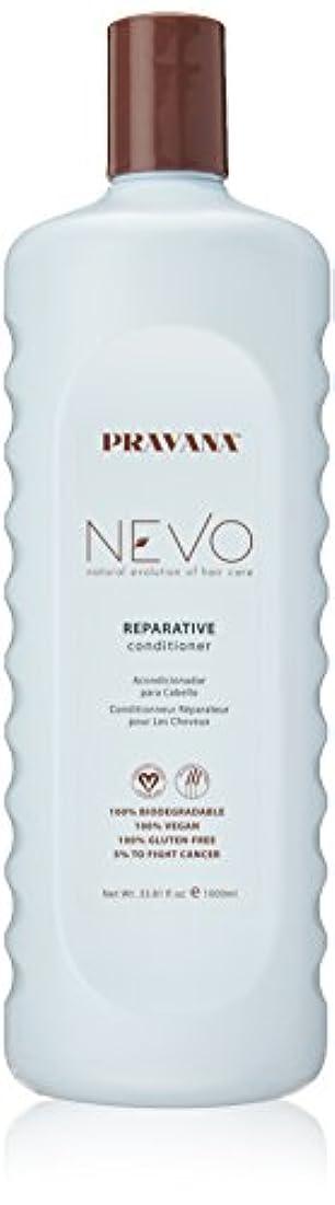 州調整可能補体Pravana Nevo Reparative Conditioner 33.81 Oz/1000ml by Pravana