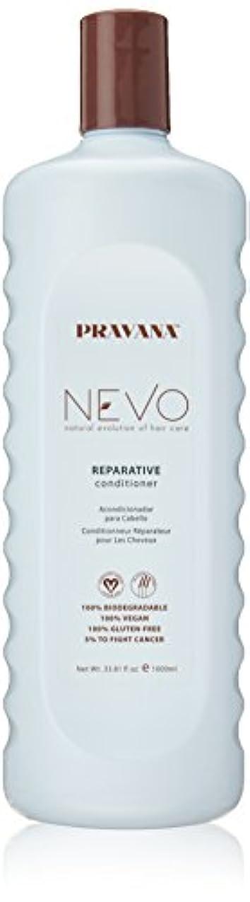 シビック鏡賄賂Pravana Nevo Reparative Conditioner 33.81 Oz/1000ml by Pravana