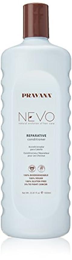 アラートカッター無駄だPravana Nevo Reparative Conditioner 33.81 Oz/1000ml by Pravana