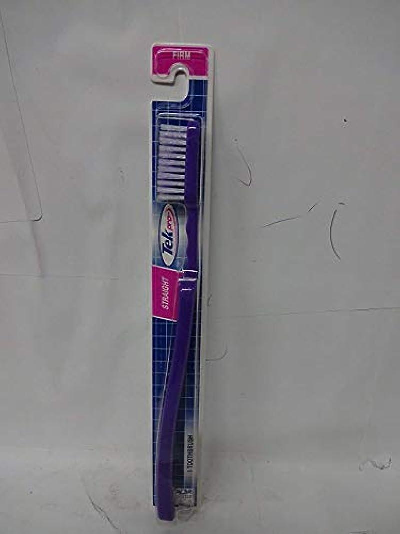 ピル訴える不名誉なTEK 歯ブラシの企業規模1CT歯ブラシ、12パック 12のパック