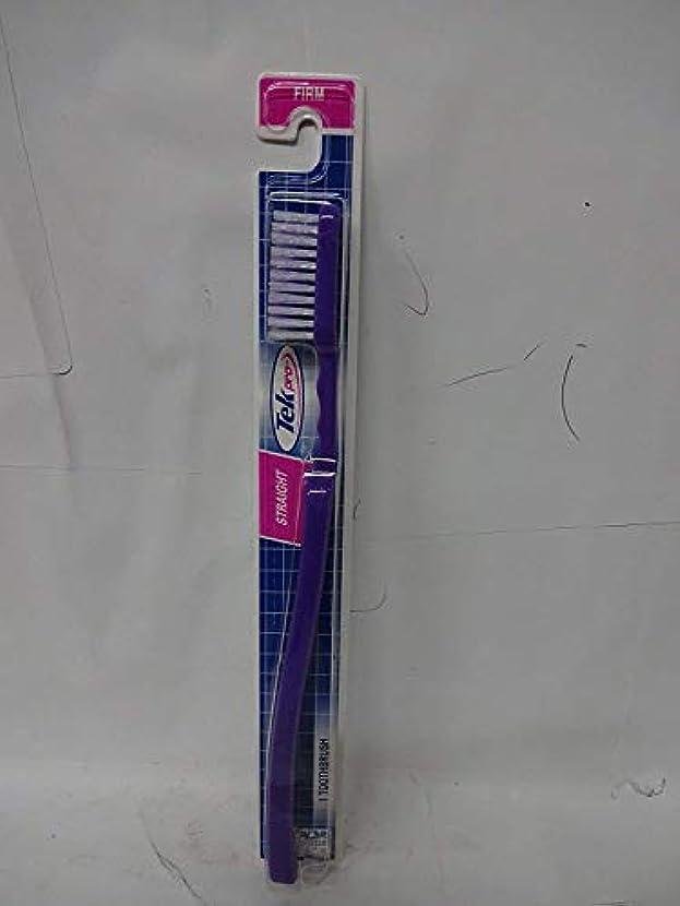 ログたまに平らにするTEK 歯ブラシの企業規模1CT歯ブラシ、12パック 12のパック