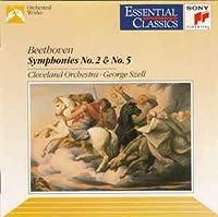 Beethoven;Symphonies 2 & 5