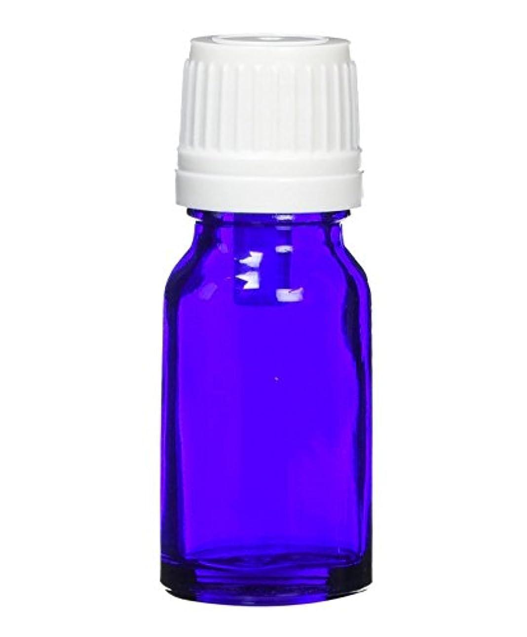 プリーツおとなしい実現可能ease 遮光ビン ブルー (高粘度用) 10ml(国産) ×5本