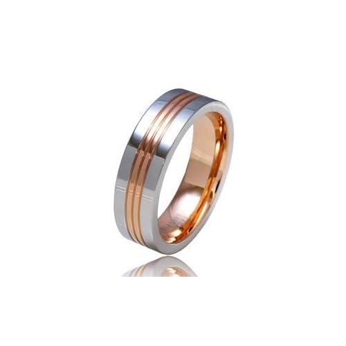 【ツーピーシーズ】 2PIECES ステンレスリング 指輪 レディース ローズピンク sr0089 【ピンク-11号】