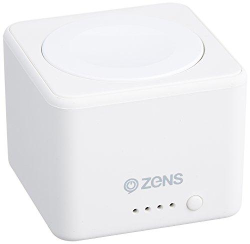ZENS APPLE WATCH用ワイヤレス充電器 ZEPW01W/00