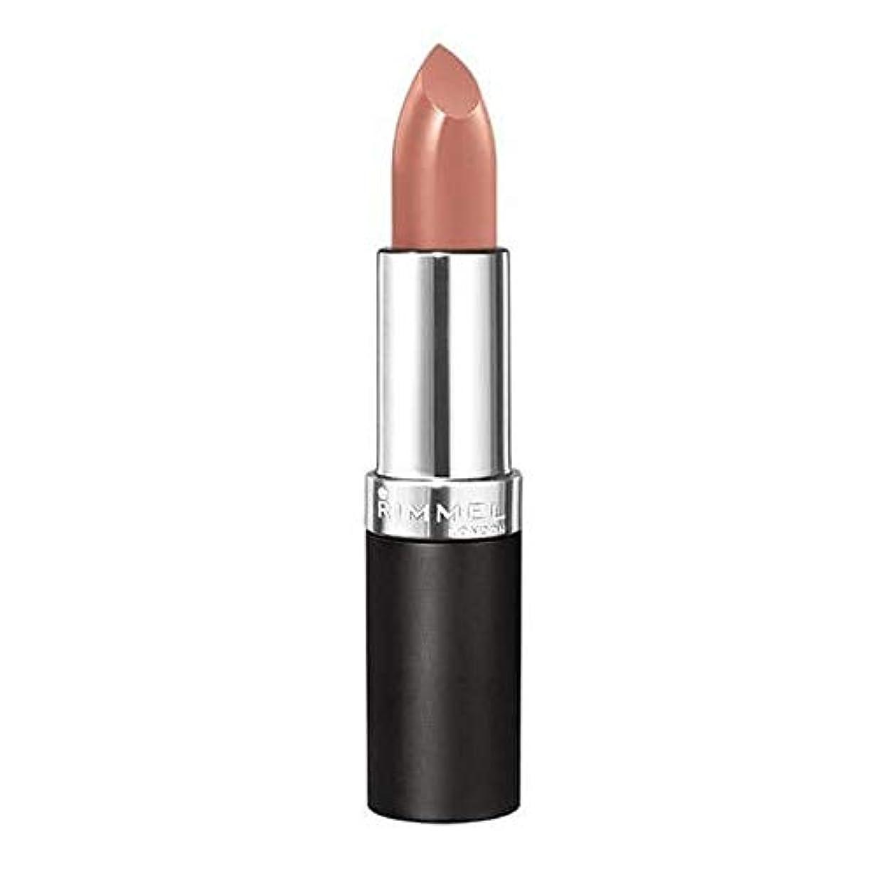 南アメリカ悪用めまいが[Rimmel ] 衣服を脱いだリンメル持続的な仕上がりのリップスティック - Rimmel Lasting Finish Lipstick Unclothed [並行輸入品]