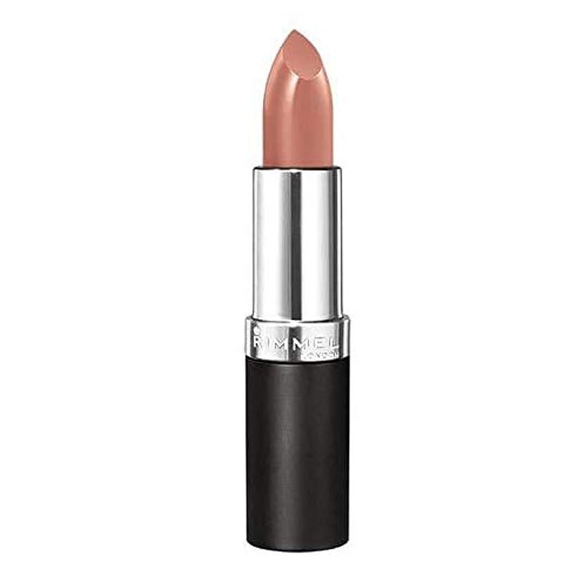 忌まわしい尾分離[Rimmel ] 衣服を脱いだリンメル持続的な仕上がりのリップスティック - Rimmel Lasting Finish Lipstick Unclothed [並行輸入品]