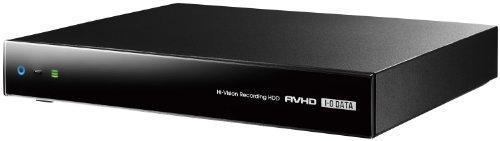 I-O DATA 24時間連続録画対応フラグシップモデル/各社AV機器(ビエラ・レグザ・アクオス、ディーガ・レグザブルーレイなど)対応ハードディスク 2.0TB AVHD-UR2.0B