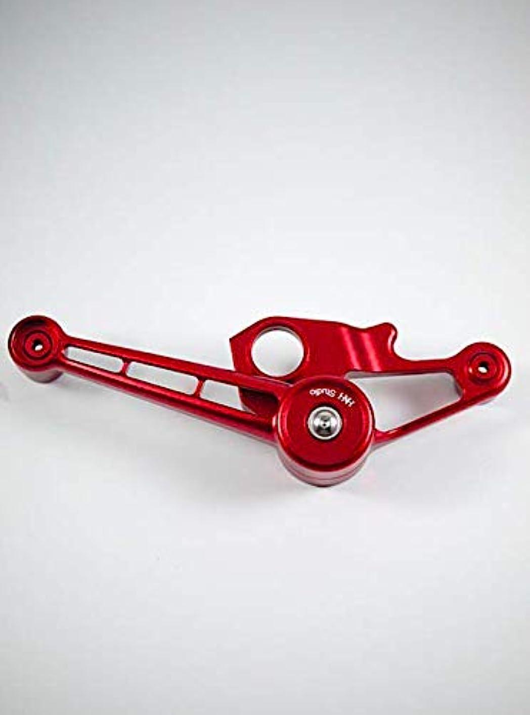 提唱する講師証明書Red Titanium Lightweight X-Tensioner for Brompton Folding Bike