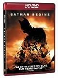 バットマン ビギンズ [HD DVD]