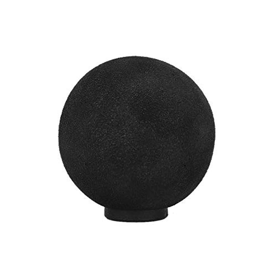 ピアニストエイリアスエネルギー交換可能なマッサージヘッド電動筋膜マッサージ器(#07 EVA Large Round Head?)