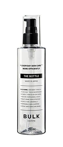 バルクオム THE BOTTLE 200mL (ザ ボトル)【化粧水用ボトル】...